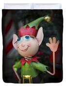 Introduce Yours-elf Duvet Cover