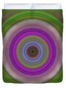 Introspection - Energy Art By Sharon Cummings Duvet Cover