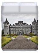 Inveraray Castle Argyll Duvet Cover