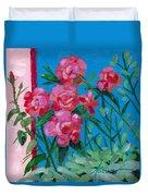 Ioannina Garden Duvet Cover