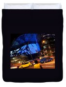 Ion Orchard At Night 01 Duvet Cover