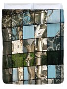 Ion Orchard Reflections Duvet Cover