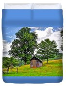 Iotla Valley  Duvet Cover