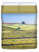 Iowa Farm Land #1 Duvet Cover