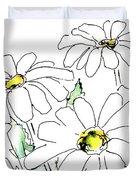 iPhone-Case-Flower-Daisy2 Duvet Cover