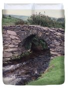 Ireland Timeless Waters Flow Duvet Cover