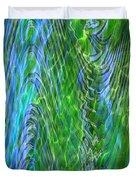 Iridescence Duvet Cover