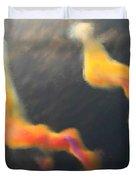 Iridescent Clouds Duvet Cover