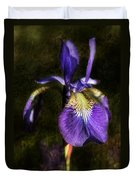Iris Baroque Duvet Cover
