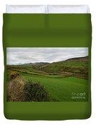 Irish Countryside Hdr Duvet Cover