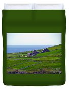 Irish Farm 1 Duvet Cover
