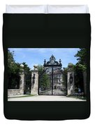 Iron Gate - The Breakers - Rhode Island Duvet Cover