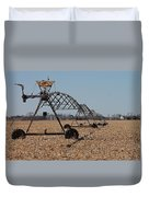 Irrigation Convergence Duvet Cover