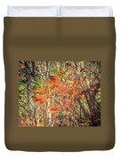 Is It Live Or Is It Memorex Duvet Cover by Frozen in Time Fine Art Photography