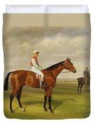 Isinglass Winner Of The 1893 Derby Duvet Cover