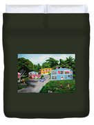Island Hillside Living Duvet Cover