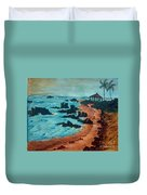 Island Of Dreams Duvet Cover