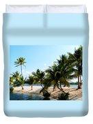 Isle @ Camana Bay Duvet Cover