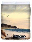 Isle Of Mull Scotland Duvet Cover