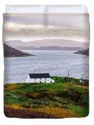 Isle Of Skye Cottage Duvet Cover
