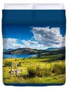 Isle Of Skye In Scotland Duvet Cover