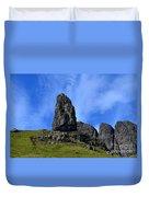 Isle Of Skye Landscape Duvet Cover