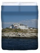 Isles Of Shoals 2 Duvet Cover
