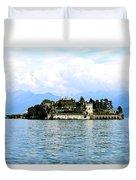 Isola Bella Duvet Cover