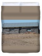Issac Walton Clubhouse Duvet Cover