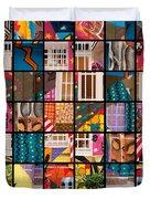 Istanbul Colour 10 Duvet Cover
