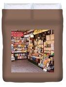 Istanbul Grand Bazaar 13 Duvet Cover