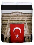 Istanbul University Duvet Cover
