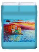 Italian Dream Duvet Cover