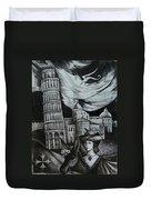 Italian Fantasies. Pisa Duvet Cover