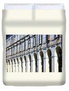 Italian Portici Duvet Cover