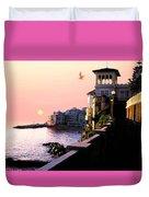 Italian Riviera Duvet Cover
