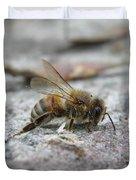 It's A Hard Life Little Bee Duvet Cover
