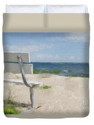 It's All Yours Duvet Cover