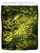 It's Autumn Time Duvet Cover