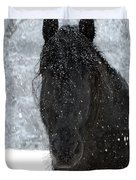 It's Friesian Out Here Duvet Cover