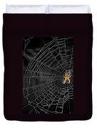 Itsy Bitsy Spider My Ass 3 Duvet Cover by Steve Harrington