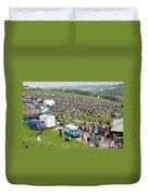 Jack In The Green Festival 2014 Duvet Cover