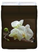 Jack's Orchids Duvet Cover