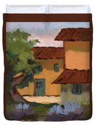 Jacques Farm In Provence Duvet Cover