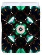Jade Reflections - 2 Duvet Cover