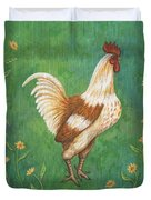 Jagger The Rooster Duvet Cover
