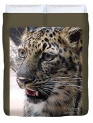 Jaguar-09499 Duvet Cover