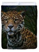 Jaguar Two Duvet Cover