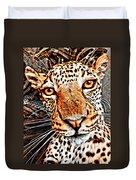 Jaguareyes Duvet Cover