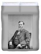 James Baird Weaver (1833-1912) Duvet Cover
